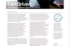 Artikel uit brochure Driven