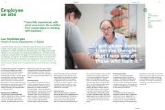 Artikel Smulders magazine 3