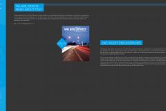 Homepage Driven