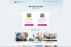 Homepage Enexis Huis