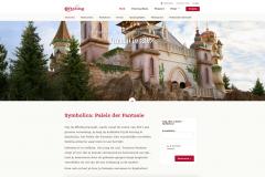 Webpagina Symbolica